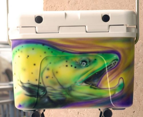 Custom Airbrushing